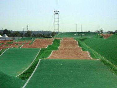 BMX SURFACES IN THE RIO 2016 OLYMPIC GAMES